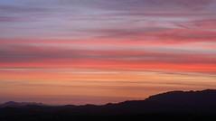 Dusk in the Flinders Ranges (The Pocket Rocket) Tags: dusk walk southaustralia rawnsleypark theflindersranges alisonsaddle theelderrange