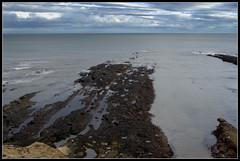 St Andrews (Stevieelcho) Tags: uk castle st coast scotland andrews fife britain