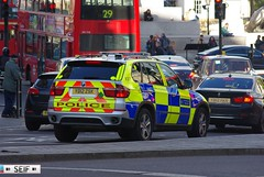 BMW X5 ANPR London 2013 (seifracing) Tags: uk england rescue london scotland europe britain transport scottish police security vehicles bmw british emergency polizei metropolitan spotting services policia recovery strathclyde brigade polizia ecosse policie 2013 anpr seifracing