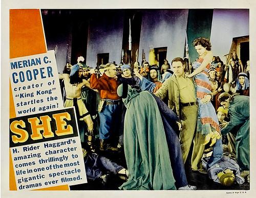 She (RKO, 1935). Lobby Card (11