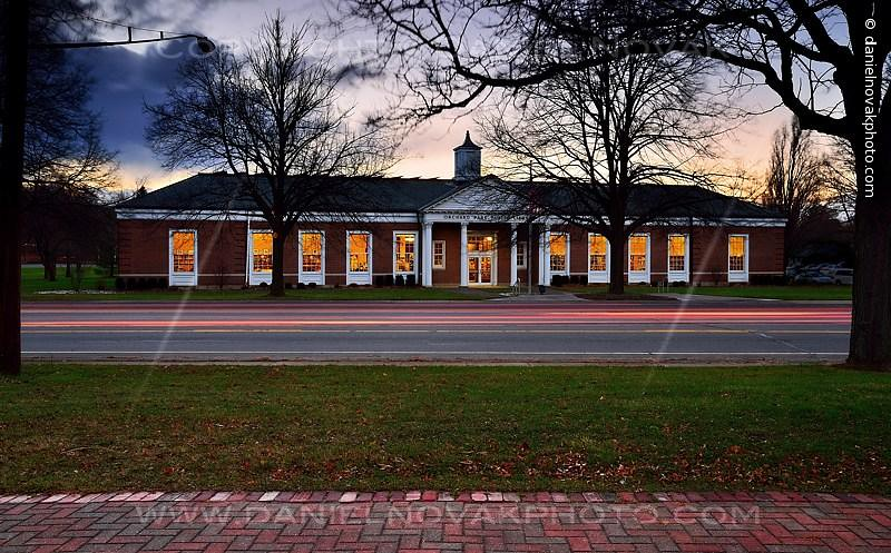 The Making of the Orchard Park Library Photo (DTA_8913)