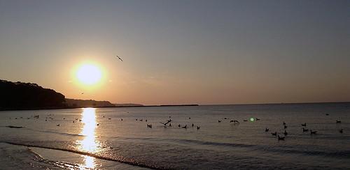 Varna sunrise Варненски изгрев