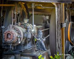 Time Machine (augphoto) Tags: old abandoned metal us unitedstates southcarolina machine machinery saluda augphotoimagery