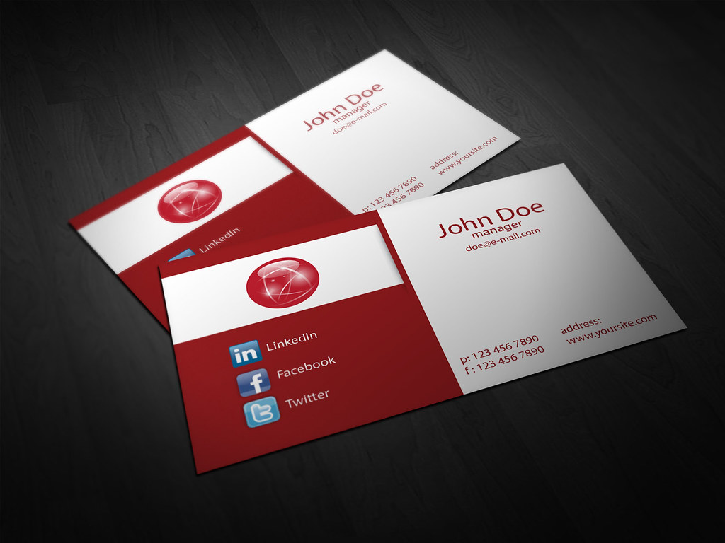 The worlds best photos by business cards zone flickr hive mind red corporate business card template vol 01 business cards zone tags red cards alramifo Image collections