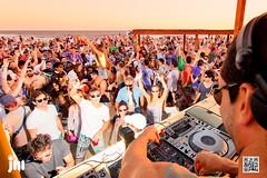 [2072] Javier Misa, Bikini Beach, Sunset's Beach - Summer 2014 (Ojo Torpe) Tags: party uruguay dance maldonado puntadeleste bikinibeach playabikini progressivesounds javiermisa yongnuo560ii yongnuorf603 canon430ii bikinisunset bikinibeach2014