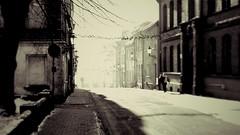 Street (Matt Berger Photography) Tags: street winter light urban sun town nokia poland polska oldtown soe n8 pomerania ulica pomorze mattberger gniew mygearandme