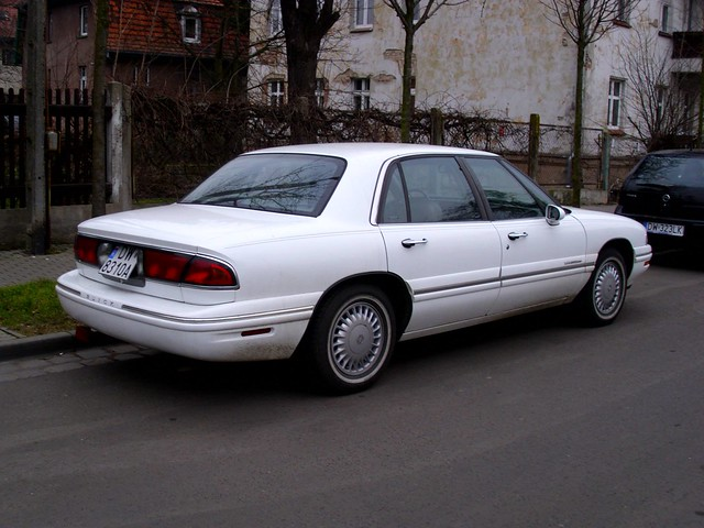buick 1997 lesabre limited