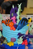 Finding Nemo Coral Reef Cake (rikkitikitavi) Tags: cake coral seashells dessert shark nemo handmade chocolate sealife disney cupcake vanilla squirt reef dory findingnemo milkchocolate fondant buttercream frenchvanilla brucetheshark handsculpted cakeball cakepop