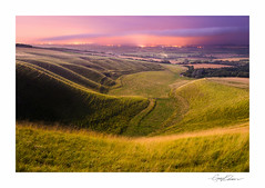 Moonlit Manger (George-Edwards) Tags: longexposure light england moon night landscape countryside south cotswolds hills moonlit valley nationaltrust oxfordshire whitehorsehill ridgeway dragonhill valeofwhitehorse giantsstairs northwessexdowns uffingtonmanger