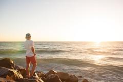 YoungAussieBeach (Sébastien CORRE) Tags: boy sea summer sun beach water hat youth style wave australia perth sorrento westernaustralia bodyboarding boogey oean bodyboard