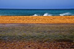 Para além do outro oceano (Beyond another Ocean) #3 (stedef) Tags: sea beach mare fuerteventura atlanticocean canaryislands spiaggia oceano atlantico canarie oceanoatlantico olétusfotos mygearandme flickrsfinestimages1