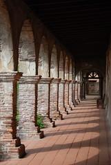 Arches @ San Juan Capistrano (BEN_GER) Tags: california arches historic socal traveling kloster sanjuancapistrano kalifornien misson sulengang 2011 vision:text=058 vision:dark=0672 vision:outdoor=0797