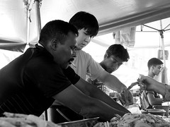 street light people john blackwhite candid streetphotography olympus malaysia kualalumpur fishmonger omd teamwork em5 ragai puduwetmarket leadershipproject johnragai omdem5 johnragaiphotos