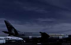 A300 A7-ABY (Andy Pandy Pooh) Tags: night airbus a300 bruntingthorpe a7aby