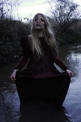 Wind (chloeswallow1) Tags: fairytale creepy alevel brookeshaden