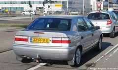 Citroën Xantia 2.0i 16V 2000 (Wouter Bregman) Tags: auto france netherlands car amsterdam french automobile 2000 nederland citroën voiture paysbas xantia 16v française 20i citroënxantia 22ffkb sidecode6