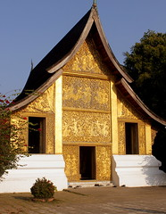 Unterwegs in Luang Prabang