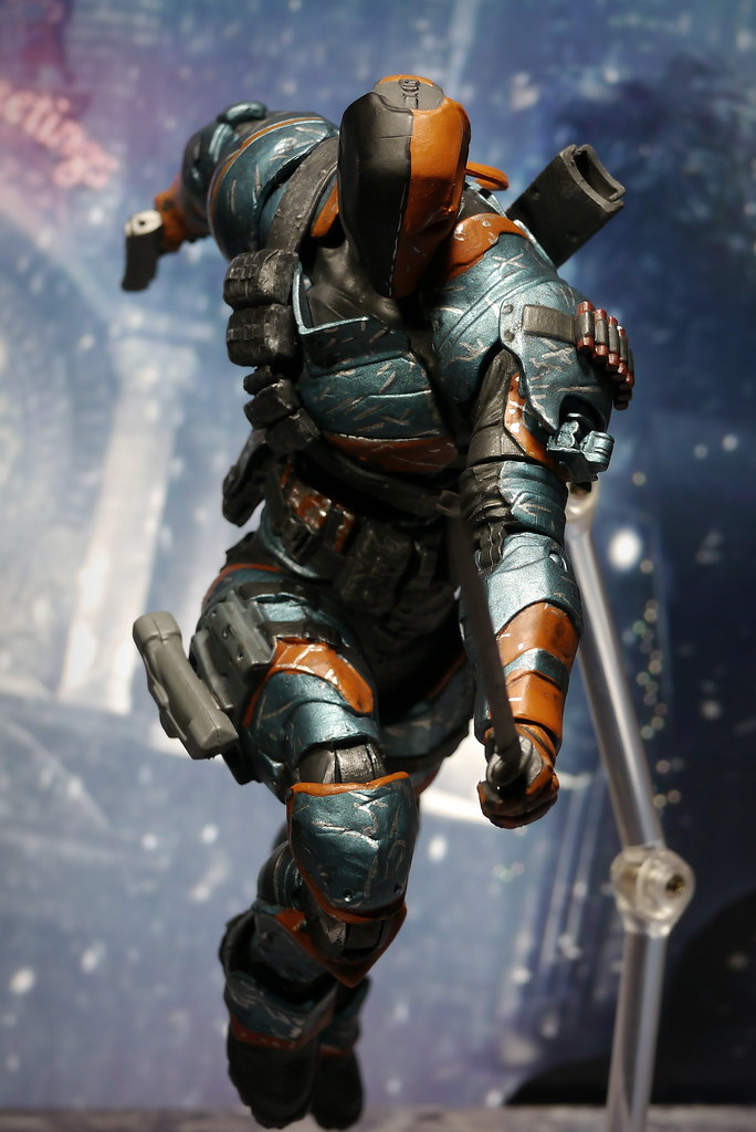 The World S Best Photos Of Deathstroke And Origins