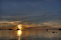 Taveuni sonnenaufgang