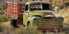Chevrolet Truck in Gunlock Utah 2014 (houstonryan) Tags: snow art chevrolet saint st vintage print photography utah george photographer ryan near farm houston canyon southern chevy photograph gunlock utahn houstonryan