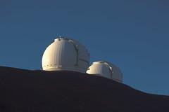 Keck I and II, summit Mauna Kea, Hawaii (vkurland) Tags: hawaii unitedstates observatory summit astronomy bigisland maunakea kecktelescope