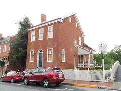 The Jacob Ruff House (jimmywayne) Tags: virginia downtown lexington historic rockbridgecounty jacobruff