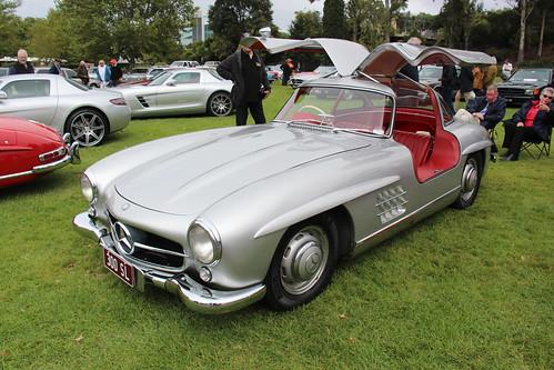 1956 Mercedes Benz W198 300 SL Gullwing