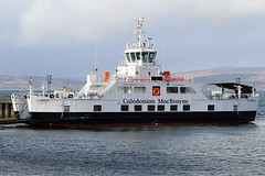 Calmac ferry 'MV Catriona' (Dave Russell (1.5 million views thanks)) Tags: mv motor merchant vessel boat ship transport passenger vehicle public calmac caledonian macbrayne catriona roro lochranza isle island arran clyde scotland west western unloading outdoor water pier harbour harbor 2jk7 imo mmsi uk 9759862 235116772 imo9759862 mmsi235116772 glasgow ferry