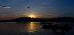 Gili Air sunrise (Jhaví) Tags: giliair lombok indonesia asia travel sunrise sea water reflections landscape nature explore