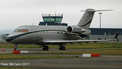 N75KH CL 604 Glasgow March 2017 (pmccann54) Tags: n75kh chalenger604
