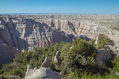 Badlands National Park-8538 (hpimentel2010) Tags: southdakota mountrushmore rapidcity badlandsnationalpark crazyhorse custernationalpark spring2013