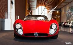 2013 Passione per il design Italiano - Alfa Romeo T33 Stradale (DRIVR.be) Tags: holland design denhaag exhibition il credit 18 per alfaromeo v8 stradale italiano tipo passione t33 drivr louwman 2013 pieterameye drivrbe drivrdotbe