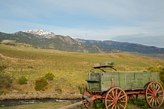 Gardiner-Montana-View (Jimstewart3) Tags: park west nature wagon montana national oldwest gardinermontana