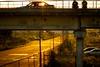 Waiting for Drag Racing (Oleksii Leonov) Tags: bridge ukraine kyiv киев a700 мост украина чайка chaiky sonyalphadslr чайки α700 dslra700 автодромчайка