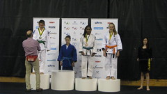 2013-06-10 13.51.26-1 (GeoWombats) Tags: judo june hanna ceremony medal nsw presentation seniorgirls 2013 u52kg