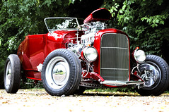 "1929 Model A Roadster • <a style=""font-size:0.8em;"" href=""http://www.flickr.com/photos/85572005@N00/9043191958/"" target=""_blank"">View on Flickr</a>"