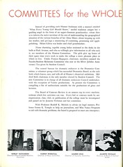 Committees for the Whole (Page 1/3) (Hunter College Archives) Tags: students club photography yearbook clubs hunter committee activities 1937 huntercollege studentorganizations organizations studentactivities committees studentclubs wistarion studentlifestyles thewistarion