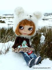 My little snow Dolly