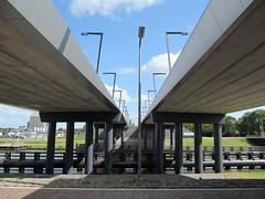 N331 Westenholterallee-2 (European Roads) Tags: netherlands nl brug zwolle n331 westenholterallee zwolleijsselkanaal