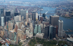 Best Aerial NYC Pictures-13 (maskirovka77) Tags: nyc newyorkcity newyork memorial 911 best helicopter waterfalls empirestatebuilding september11 slideshow bigapple helicopterflightservices