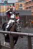 Seán George (jamesdonkin) Tags: horse public animal costume leeds medieval tournament knight armour jousting royalarmouries platemail historicalgarb seángeorge fullplatearmour