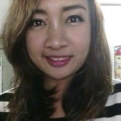 """หัดติดขนตาปลอม...แล้วแต่งหน้าก็อย่างมั่วๆ 555 ภาพแสงอันน้อยนิดอีกกกกกจากจอคอม ตลกตัวเองอ่าาาา --"""" #cute #kawaii #pretty #beauty #girl #gal #thai #kawaiigirl #thaigirl #thailand #555 #makeup #fun #amp #ampere #amam #amqa26 #followme"""