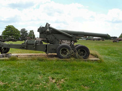 "M115 203mm Howitzer (1) • <a style=""font-size:0.8em;"" href=""http://www.flickr.com/photos/81723459@N04/9706427331/"" target=""_blank"">View on Flickr</a>"