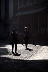 Shadows in the City... (A-Lister Photography) Tags: city morning light shadow portrait england sun sunlight mist london horizontal misty businessman sunrise work walking dawn lights early workers shadows walk earlymorning citylife sunny business walker shade worker commuting sunlit walkers commuters daybreak cityoflondon businessmen businesspeople officeworkers worklife cityworkers officeclothes adamlister nikond5100 alisterphotography