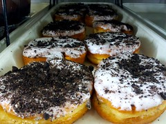 Wawa donuts (SchuminWeb) Tags: county food cookies foods george md cookie ben sweet web may cream maryland prince pg donuts donut doughnut sweets oreo oreos doughnuts georges wawa confection confections crumbled beltsville 2013 schumin schuminweb