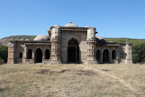 Champaner, Nagina Masjid