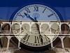 La hora de la ciencia (Jesus_l) Tags: españa europa valladolid patio reloj palaciodesantacruz jesusl