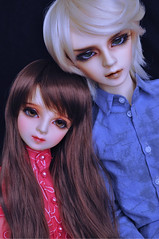 together (~ umi ~) Tags: ball asian doll williams super dollfie volks tae abjd jointed sd17