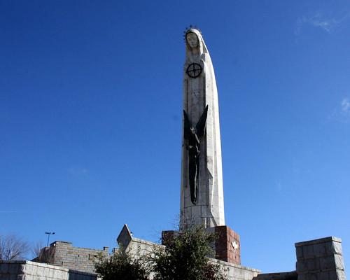 Jaén - Andujar - Monumento a la Virgen de la Cabeza 38 10' 42 -4 2' 8