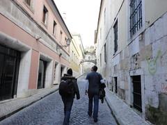 Visita a Lisboa - Marzo 2011 - 3er Encontro WP Portugal (bi0xid) Tags: portugal wordpress lisboa pedro hugo raven carrillo encontro ze fontainhas baeta bi0xid